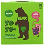 Bear Yoyo 100 Percent Fruit Rolls App...