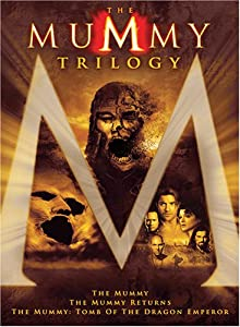 The Mummy Trilogy (The Mummy/ The Mummy Returns/ The Mummy: Tomb of the Dragon Emperor)