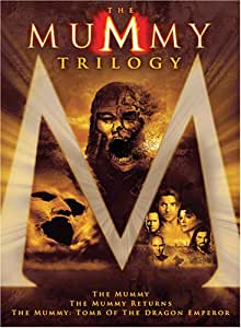 The Mummy Trilogy/ Trilogie La Momie (Bilingual)