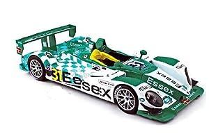 Norev Racing - Porsche RS Spyder Team Essex Le Mans #31 (2009, 1:18, Green/White) diecast car model sport formula design race racing competition winner auto automobile die cast metal iron replica toy
