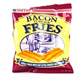 Smiths Bacon Fries Card 24 x 25g 600g