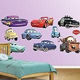 FATHEAD Disney/Pixar Cars Collection Graphic Wall Décor