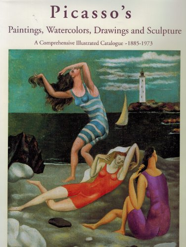 Picasso's Paintings, Watercolors, Drawings and Sculpture: A Comprehensive Illustrated Catalogue from Cubism to Neo-Classicism, 1917-1919