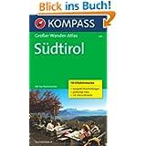 Südtirol: Großer Wander-Atlas