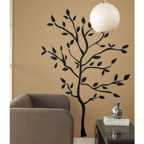 RoomMates RMK1317GM Tree Branches Peel & Stick Wall Decals (Tree Branches Wall Decals compare prices)