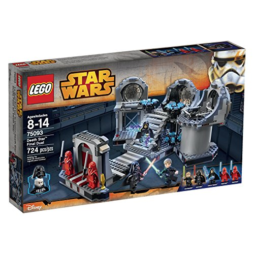 LEGO-Star-Wars-Death-Star-Final-Duel-75093-Building-Kit