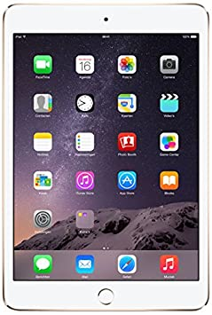 £IPAD MINI 3 WI-FI 64GB GOLD