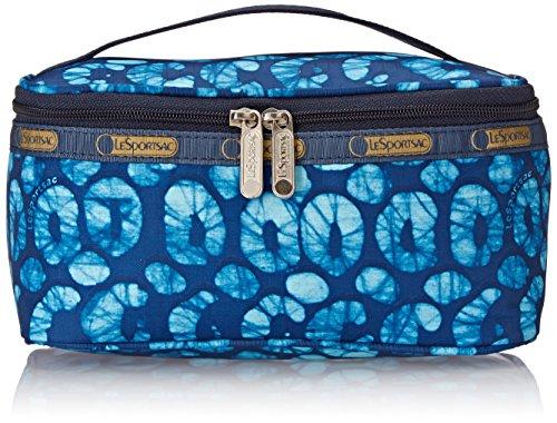 LeSportsac Rectangular Train Case Cosmetic Bag, Tulum, One Size