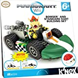 Nintendo K'Nex Mario Wave 2 Bowser Kart Building Set