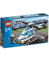LEGO City 7741 - Elicottero della Polizia