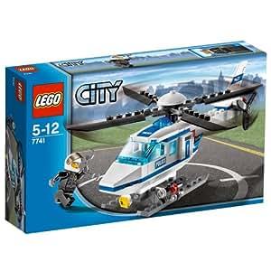 LEGO City 7741 - Helicóptero de Policía