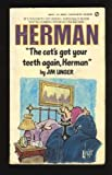 The Cat's Got Your Teeth Again, Herman (0451160517) by Unger, Jim