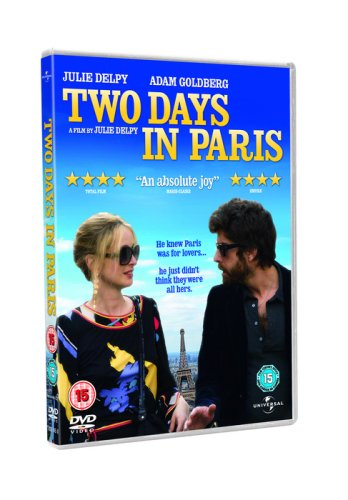 2 Days In Paris [DVD] (2007)