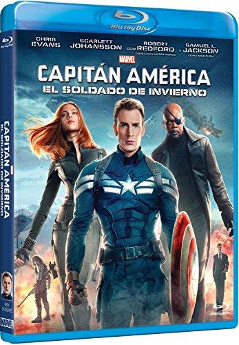 Capitan America. El Soldado de Invierno [Blu-ray]