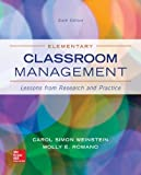 img - for By Carol Simon Weinstein Elementary Classroom Management: Lessons from Research and Practice (6th Edition) book / textbook / text book