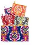 Loqi Opulent Collection CO.OP Design Set of Shopping Bags