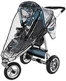Quinny - 65100000 - Habillage pluie pour poussette 3 Roues Speedi SX