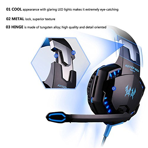 Latest-Version-Gaming-Headset-For-PS4-VersionTech-KOTION-EACH-G2000-USB-35mm-Game-Gaming-Headphone-Headset-Earphone-Headband-with-Mic-Stereo-Bass-LED-Light-for-PS4-PC-Computer-Laptop-Mobile-Phones-Blu