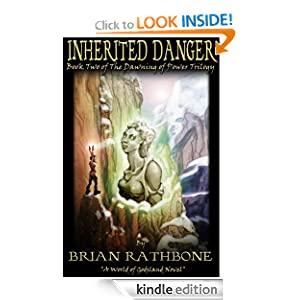 Inherited Danger (Godsland Series: Book Two)