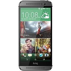 HTC One M8 Factory Unlocked 32GB US Warranty