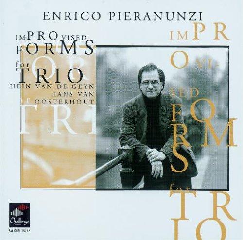 SACD : Enrico Pieranunzi - Improvised Forms of Trio (Hybrid SACD)