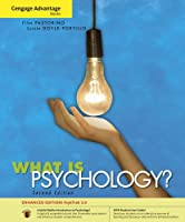 Cengage Advantage Books What is Psychology? PsykTrek by Pastorino