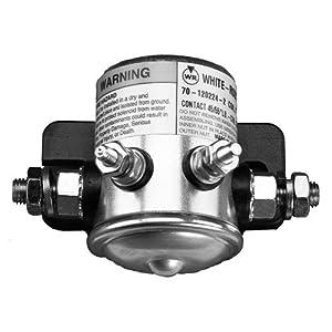 E-Z-GO 27855G01 Solenoid-36 Volt #124 Series by Textron EZ Go - Parts (FC)
