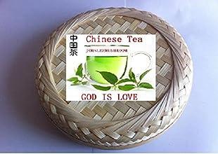 Pu erh black tea 400 grams with bamboo box packing fermented tea 200 grams amp unfermented tea 200 g