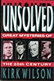 Unsolved: Great True Crimes of the 20th Century