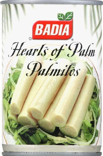 Badia Hearts Of Palm 14 Ounce