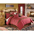 Croscill Home Chimayo Queen Comforter Set Spice