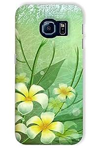 IndiaRangDe Hard Back Cover FOR Samsung Galaxy S6 Edge