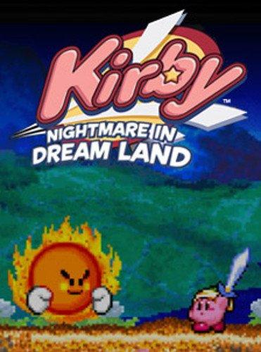Kirby:  Nightmare in Dream Land - Wii U [Digital Code] (Kirby Dream Wii compare prices)
