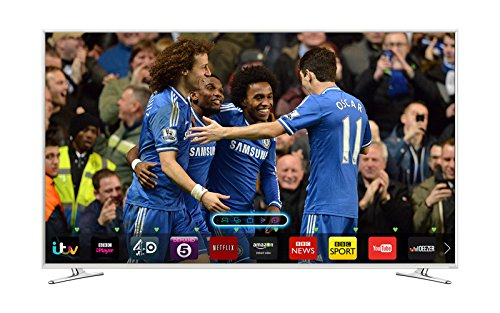 Samsung Series 6 H6410 48-inch Widescreen Full HD 1080p 3D Smart LED TV with Built-In Wi-Fi and Freeview HD