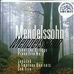 Mendelssohn : Octuor pour cordes ; Tr...