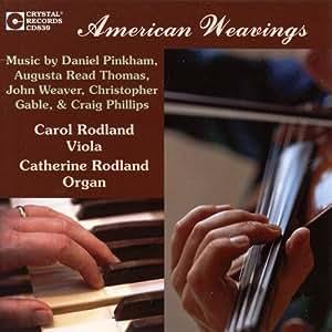 American Weavings
