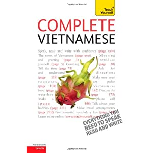 Complete Vietnamese: A Teach Yourself Guide (Teach Yourself: Level 4) (2010), Dana Healy