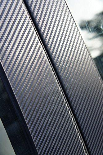 audi a6 4b original 3d carbon zierleisten set 6 teiliges folienset aus 3d carbon schwarz car. Black Bedroom Furniture Sets. Home Design Ideas