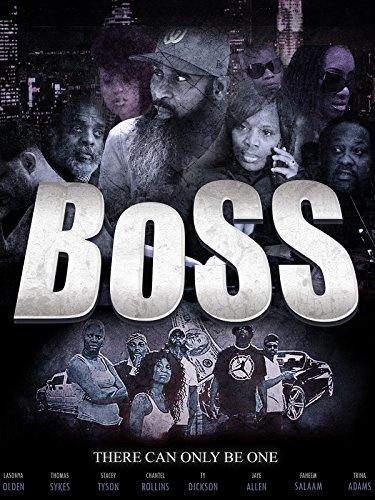Boss on Amazon Prime Instant Video UK