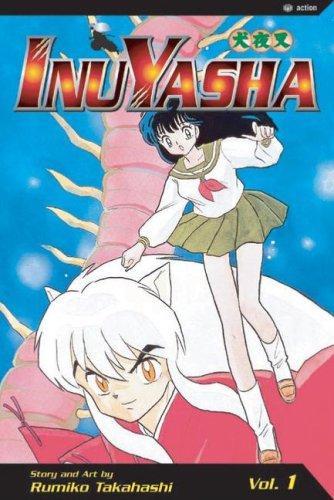 InuYasha, Vol. 1, Rumiko Takahashi
