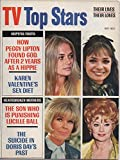 img - for TV Top Stars 1971: Their Lives, Their Loves (