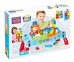 Mega Bloks 3-in-1 Play n Go Table(1)