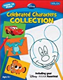 Learn to Draw Disney's Celebrated Characters Collection: Including your Disney/Pixar Favorites! (Licensed Learn to Draw)
