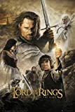 Poster Lord of the Rings / Return of the King and Accessory Item
