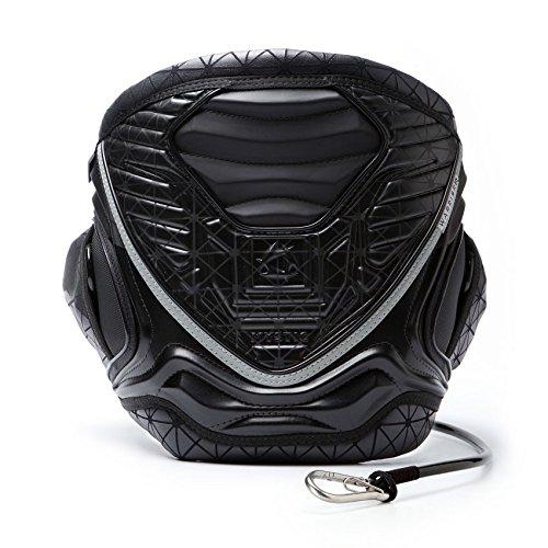 Mystic Warrior Multi-Use Waist Harness BLACK Sizes- - ExtraLarge