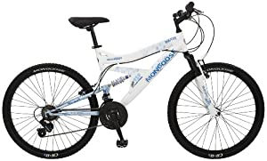 Mongoose Maxim Women's Dual-Suspension Mountain Bike (26-Inch Wheels)