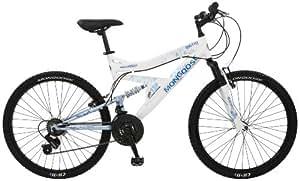 Mongoose Maxim Women's Dual-Suspension Mountain Bike (26-Inch Wheels)