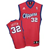 Adidas Los Angeles Clippers Blake Griffin Replica Road Jersey Extra Large