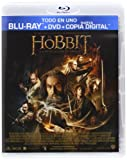 El Hobbit: La Desolaci�n De Smaug (DVD + BD + Copia Digital) [Blu-ray]