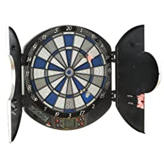 Buy Voit Raptor Electronic Dartboard with Case and Accessories by Voit